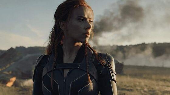 Scarlett Johansson, Disney Settle 'Black Widow' Pay Lawsuit