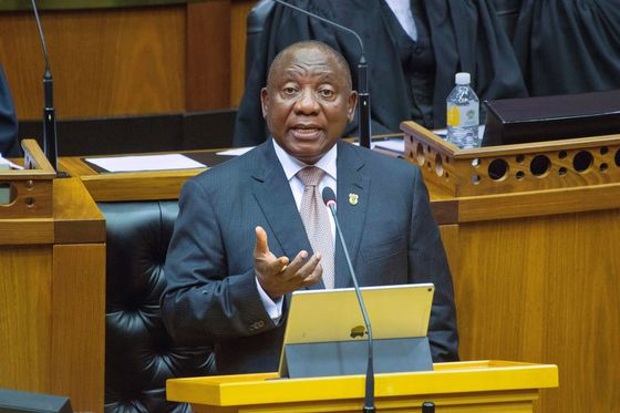 Ramaphosa Unveils Rescue Plan for South Africa Power Utility
