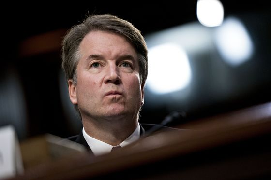 Trump Bets Kavanaugh FightWill Fire Up GOP Voters