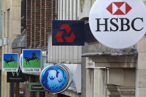 U.K. Banks Seen Sacrificing Lending to Meet BOE Capital Demand