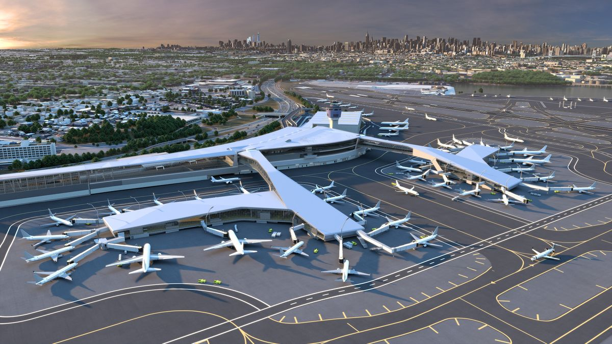 New York's $8 Billion Airport Still Won't Get You to L.A.