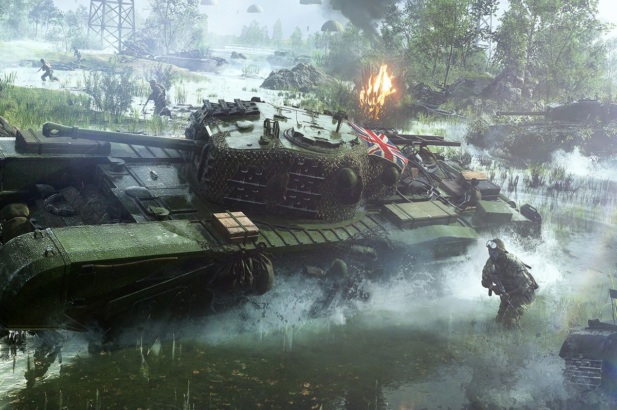Electronic Arts Sinks as Pendulum Seen 'Swinging the Wrong Way'
