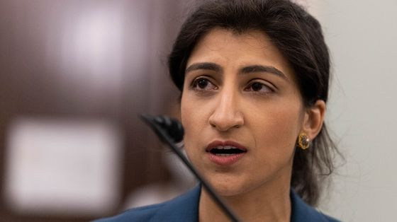FTC's Khan Urges Blocking More M&A as Lockheed Deal Looms