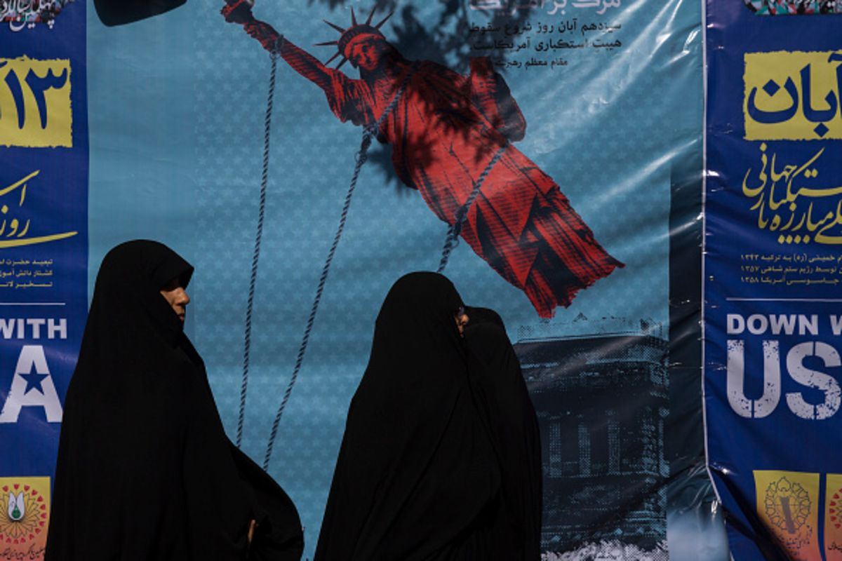 U.S. Shouldn't Try Propaganda to Win Over Iranians