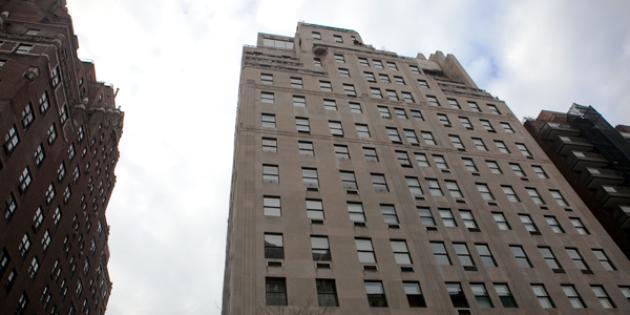 No. 25 Most Expensive Home Sold (tie): 740 Park Avenue, co-op unit