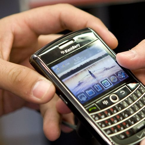 Saudi Arabia, RIM Reportedly Agree on BlackBerry Use