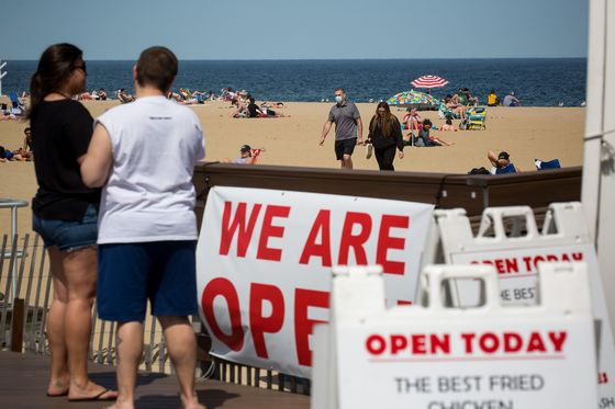 NYC's Closed Beaches Anger Nearby Shore Towns, Spark Limits