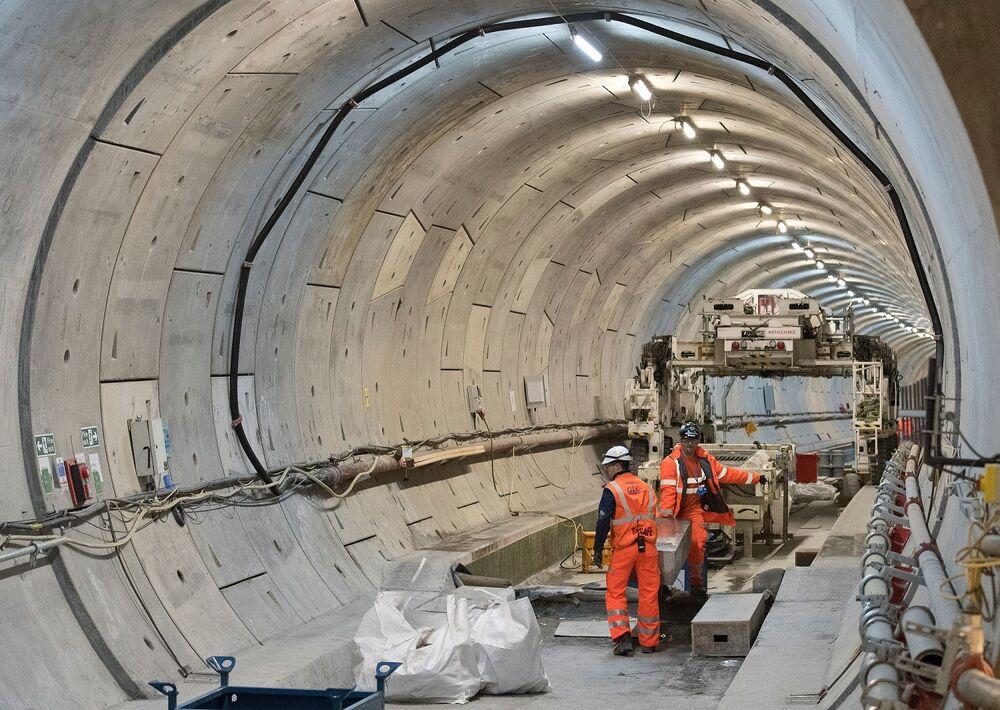 Το σούπερ-τρένο αξίας 22 δισ. δολαρίωντου Λονδίνου αξίζει τον κόπο