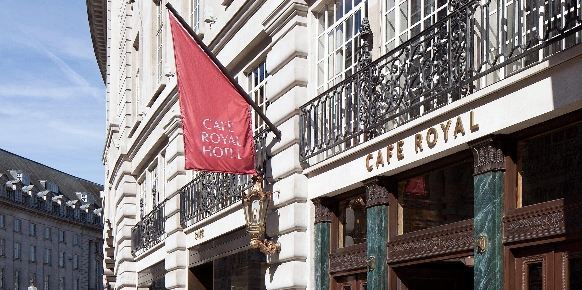 El Bulli London Cafe Royal