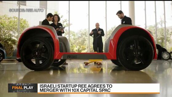 Magna to Build Modular EV With Israeli Startup REE
