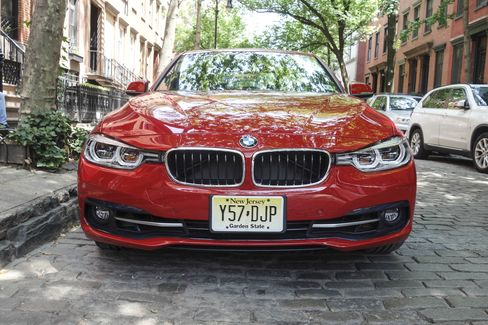 Most of the changes to the 340i are subtle. BMW has retained the trademark kidney grill but enhanced the LED headlights.