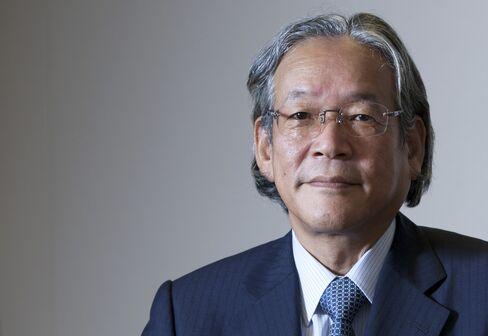 Mitsubishi Estate Co. President Hirotaka Sugiyama