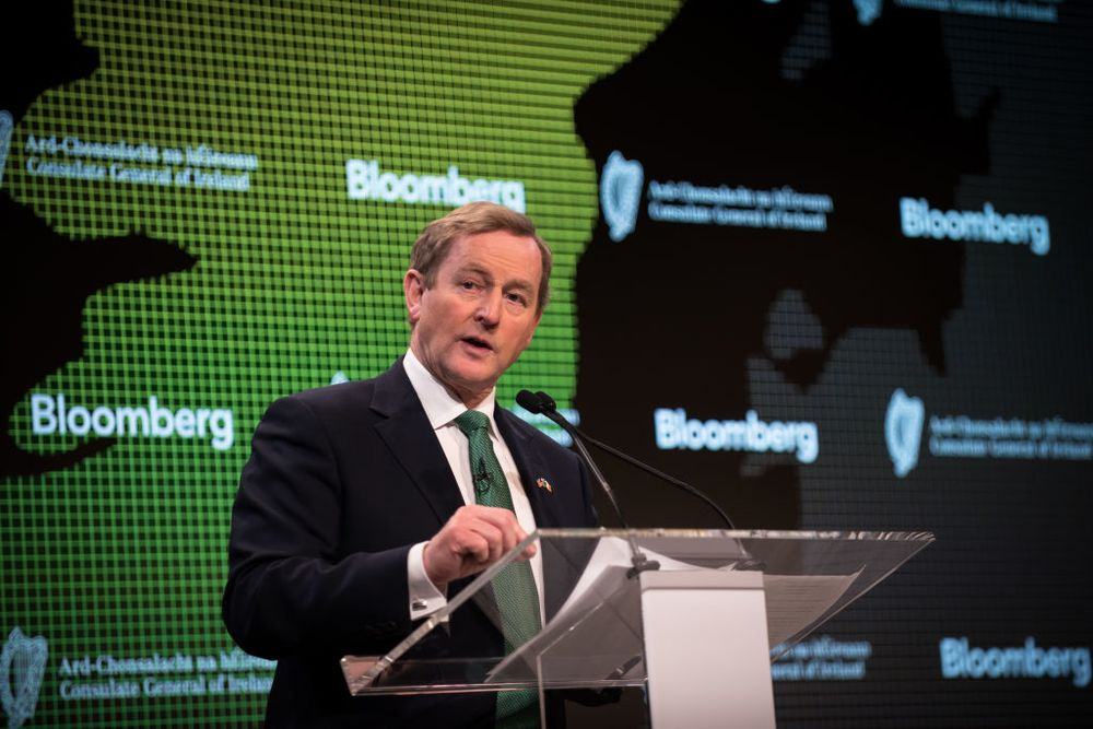 Assigning Credit for the Irish Economic Miracle