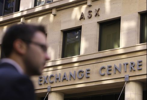Asian Stocks Rise as Commodity Prices Climb Ahead of RBA Meeting