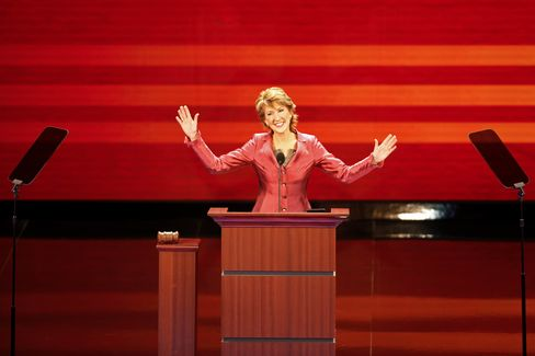 Carly Fiorina, chairman of the Republican National Committee