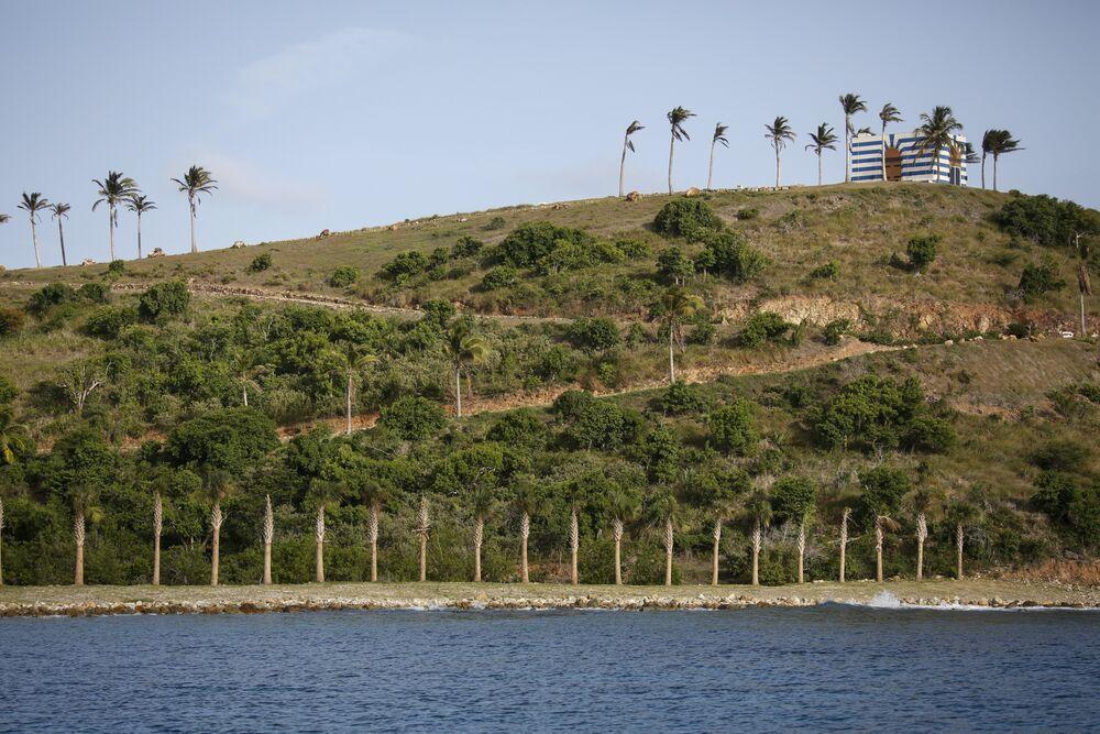 Pedophile Island, Jeffrey Epstein's private island