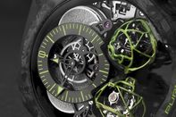 relates to Shanghai Timepiece Trade Show Boasts Watches Drenched in Gold
