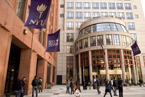 NYU Stern to Offer Analytics Degree in China