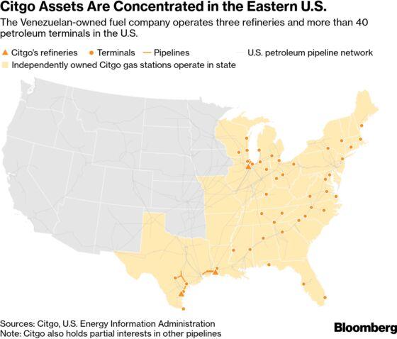 Citgo Gets U.S. Subpoena Related to Venezuela Bribery Probe