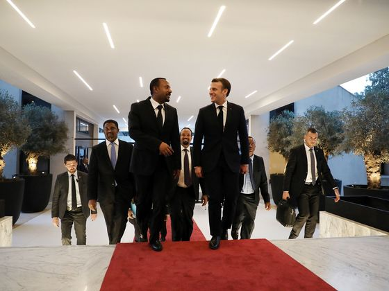 Ethiopia Draws Record Inflows in Abiy's First Year in Office