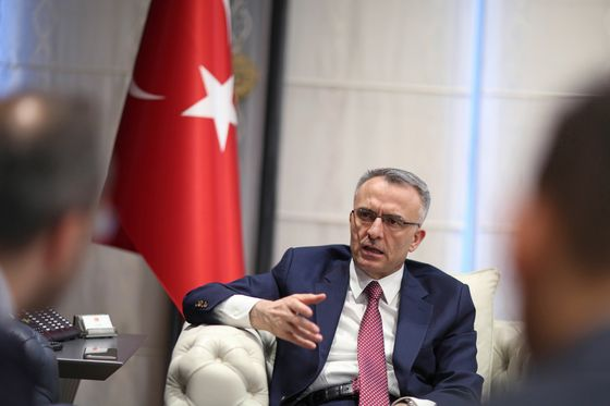 Turkish Wealth Fund Clinched Loan in Final Days of Agbal Era