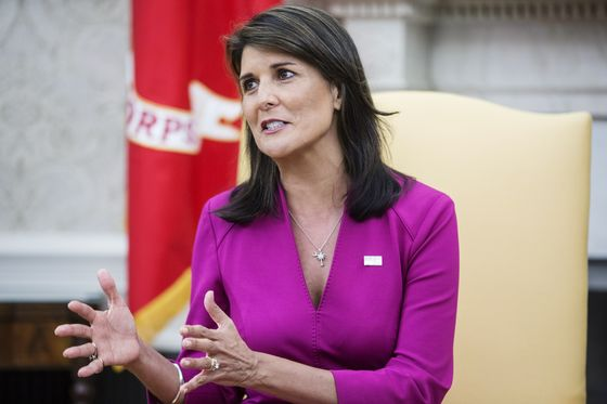 Boeing Board to Add Nikki Haley, Who Helped Fight Union Drive