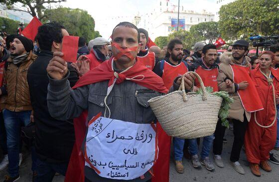 An Arab Street Caught Between Hope and Despair as Strike Looms