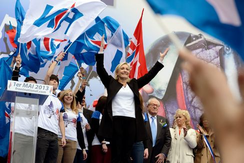Far-Right Parties Surge in Britain and France
