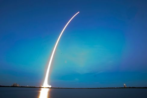 Let the Space Price War Begin