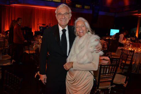 Alan and Susan Patricof