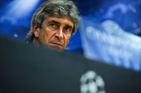 Pellegrini to Leave Malaga at Season's End, Freeing Him for City