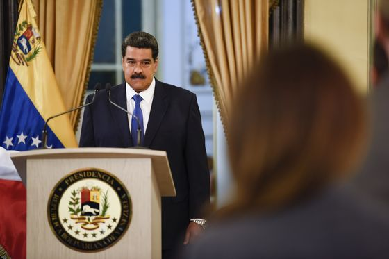 U.S. Sanctions Firms That Carry Much of Venezuela's Oil to Cuba