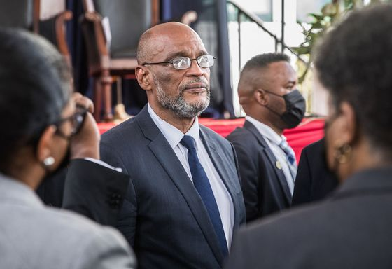 Haiti PM Responds to Allegations That He's Tied to Moise Murder