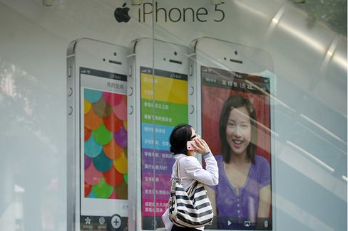 Apple???s IPhone Problem in China Has an Answer