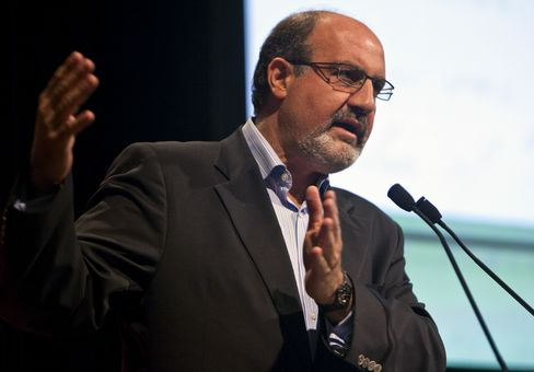 """World Faces """"Bigger Problem"""" Now Than in 2008, Taleb Says"""