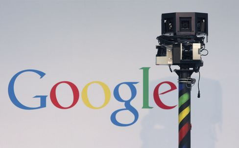 Google Adds Street View to Mobile Browser Maps Aiding IPhone Use