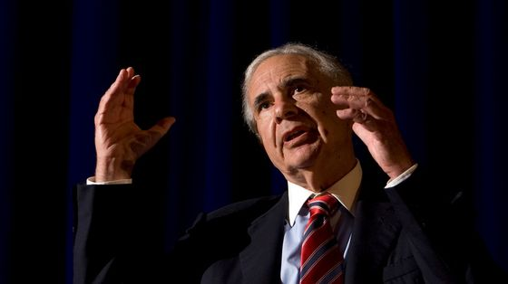 Carl Icahn Reveals He Took a Stake in Allstate, and Shares Rise