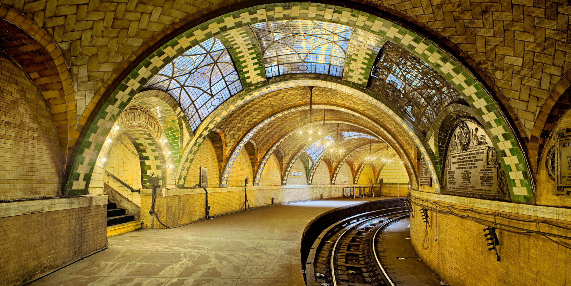 City Hall Station, Manhattan