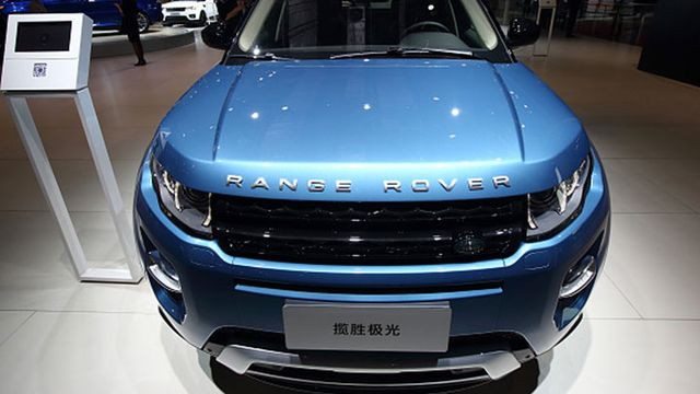 jaguar land rover accuses chinese automaker of copy and. Black Bedroom Furniture Sets. Home Design Ideas