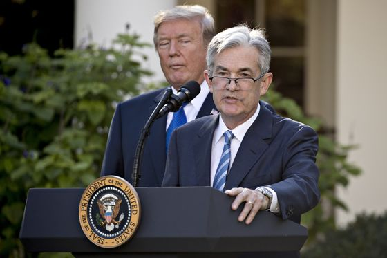 Trump Says He's 'Not Even a Little Bit Happy' With Fed'sPowell