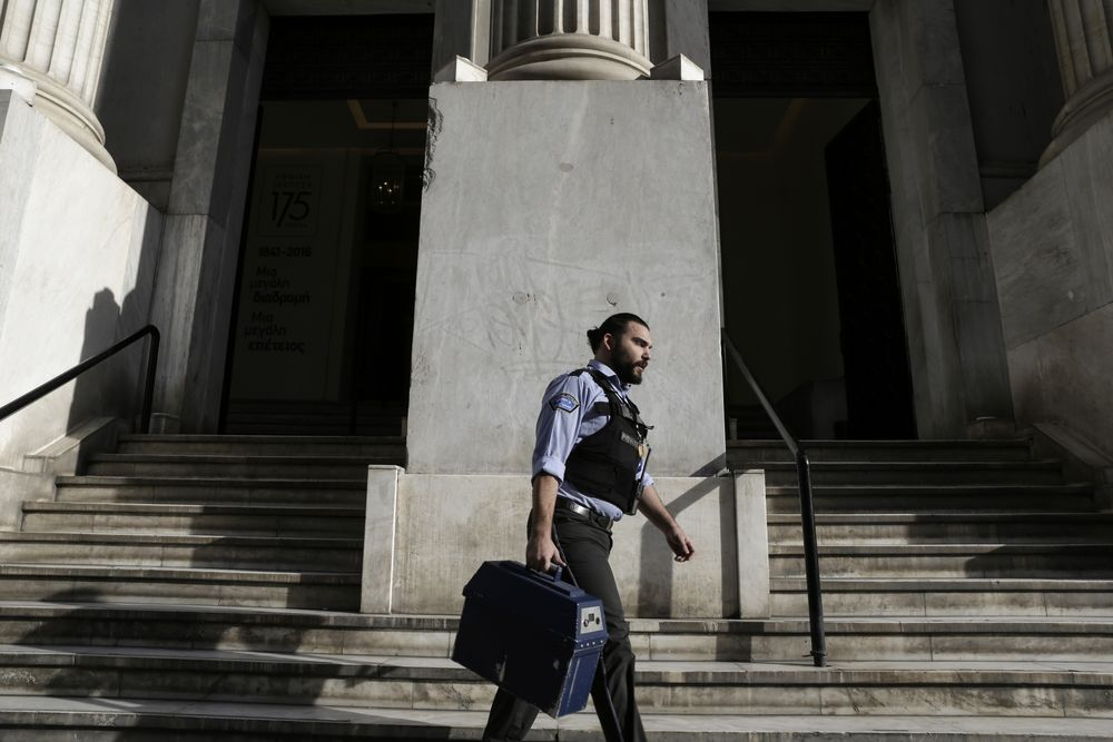 Pleasant Greek Lenders Rise After Bank Of Greece Unveils Salvage Plan Bloomberg Wiring Cloud Usnesfoxcilixyz