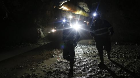 Kibali Gold Mine in the DRC