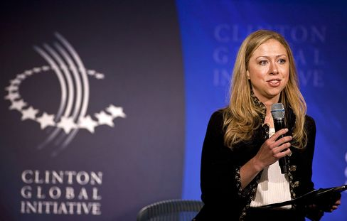 Chelsea Clinton Exited Wall Street to Seek Career With Meaning