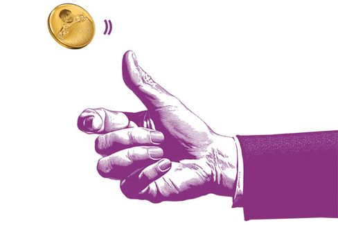 Heads or Tails, Some CEOs Win the Pay Game