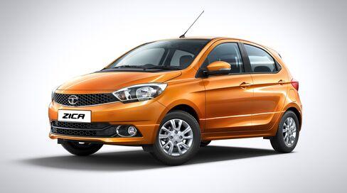 Tata Motors Ltd.'s Zica