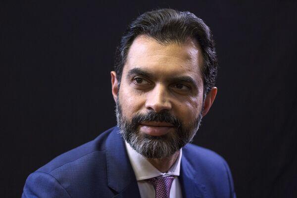 Pakistan Central Bank Governor Reza Baqir Interview