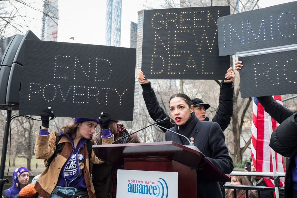 An Alternative to Alexandria Ocasio-Cortez's Green New Deal