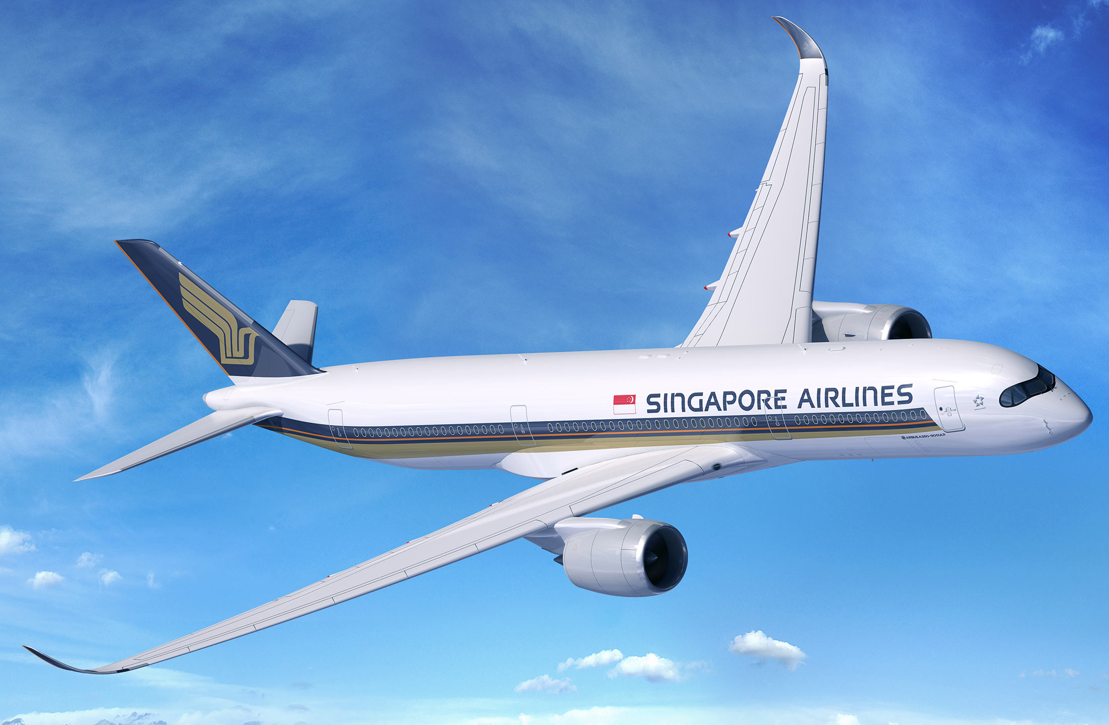 Singapore Airlines to Resume World\'s Longest Flights in 2018 - Bloomberg
