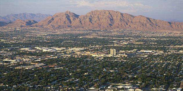Fastest-growing city in Nevada: Summerlin South