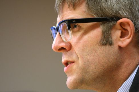 ASX Deputy CEO Peter Hiom